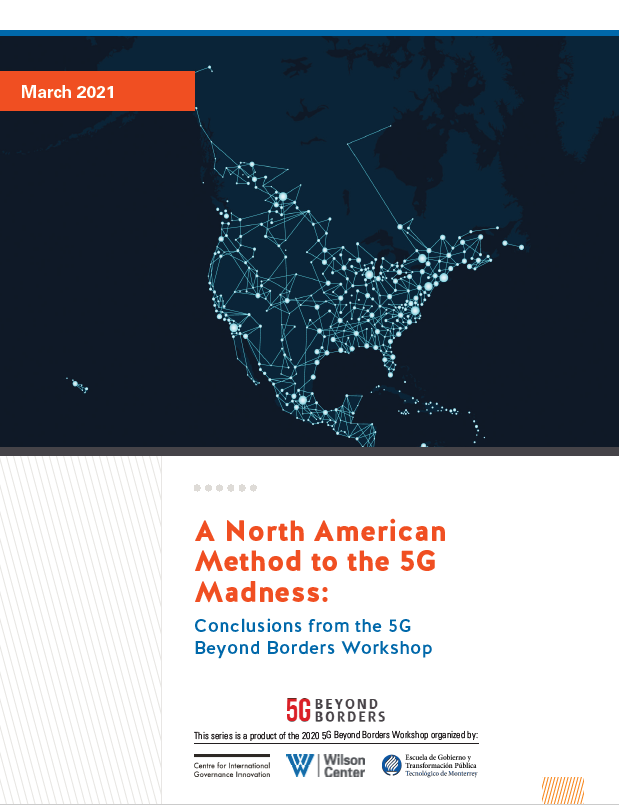 North American Method to the 5G Madness Cover